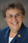 Sister Rose Jochmann Second Vice President